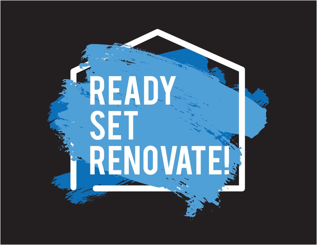 Ready, Set, Renovate!